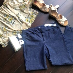 Old navy pixie jeans size 8